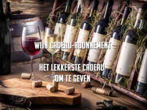 wijn kado - wijn cadeau-abonnement | Wijnabonnementen.nl